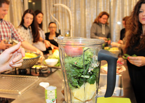 Smoothie workshop