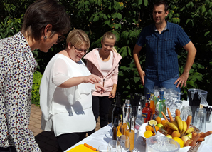 Apéro- und Smoothie-Workshop