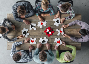 Business Poker – Training für Teams