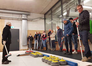 Curlingplausch in Burgdorf