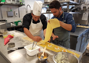 Pasta-Workshop in Winterthur