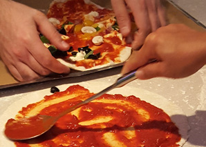 Pizza pleasure in Zurich West or Solothurn
