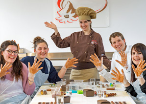 Pralinen- und Truffes-Workshop
