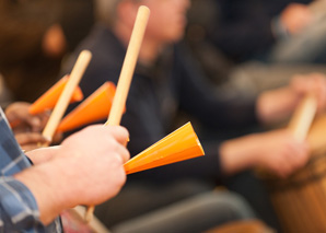 Samba do Brasil – Percussion Workshop