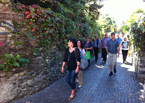 Culinary tour of Ascona