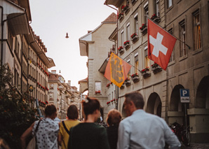 City tour for Bern people
