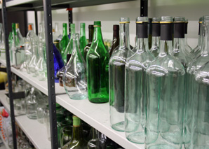 Workshop Glas-Recycling
