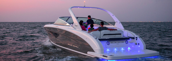 VIP Yacht Charters for your team including aperitif