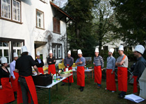 Barbecue-Workshop