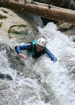 Canyoning Château-d'Oex