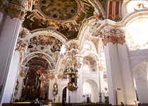 Guided tour of the Einsiedeln Abbey