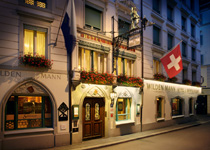 An evening in Lucerne with a culinary high point