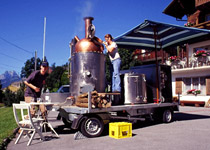 Mobile brewery