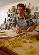 Pasta-Workshop mit Essen