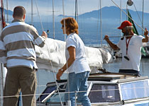 Sailing and wine tasting