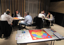 Playful sales training