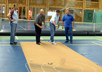 Sports et loisirs : matches amicaux indoor