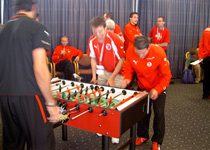 Build your own table football
