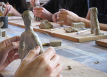 Pottery and modelling
