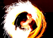 Playing with fire – become a fire artiste