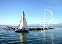 2 days Sailing to Evian