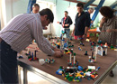 Workshops mit der LEGO® SERIOUS PLAY® - Methode