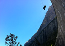 100 meters abseiling at the dam