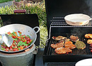 Teamcooking-with-BBQ-Adelboden