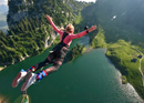 Bungee-Jumping am Stockhorn