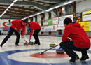 Curling-Plausch in Wallisellen