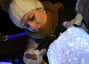 Ice sculpture workshop