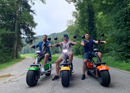 Fatboy-E-Scooter-Tour in the Töss Valley