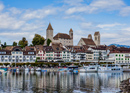Interactive city tour through Rapperswil with the I-Pad