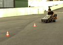 Build a go-cart with drive