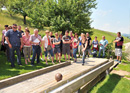 Emmental team games