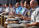 Drumming and percussion
