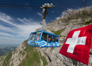Bus tour with train ride and lunch on the Säntis