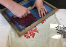 Logo Screen Printing Workshop