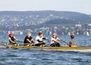 Summer fun on Lake Zurich