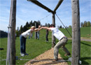 Teambuilding - Teamchallenge Emmental