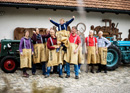 Traditional Team Games Emmental