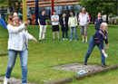 Rustic sports in the Emmental